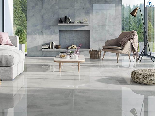 Các bước để sản xuất Gạch Granite
