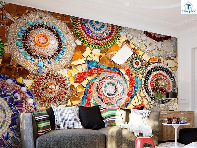 Gạch mosaic là gì?