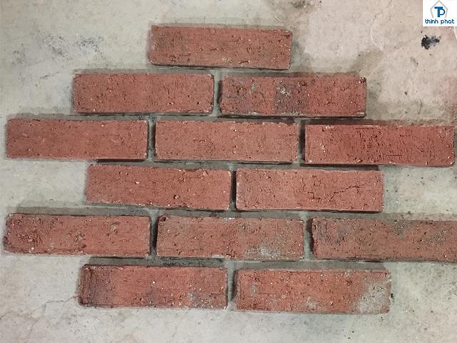 Loại gạch thẻ được sử dụng trong xây dựng